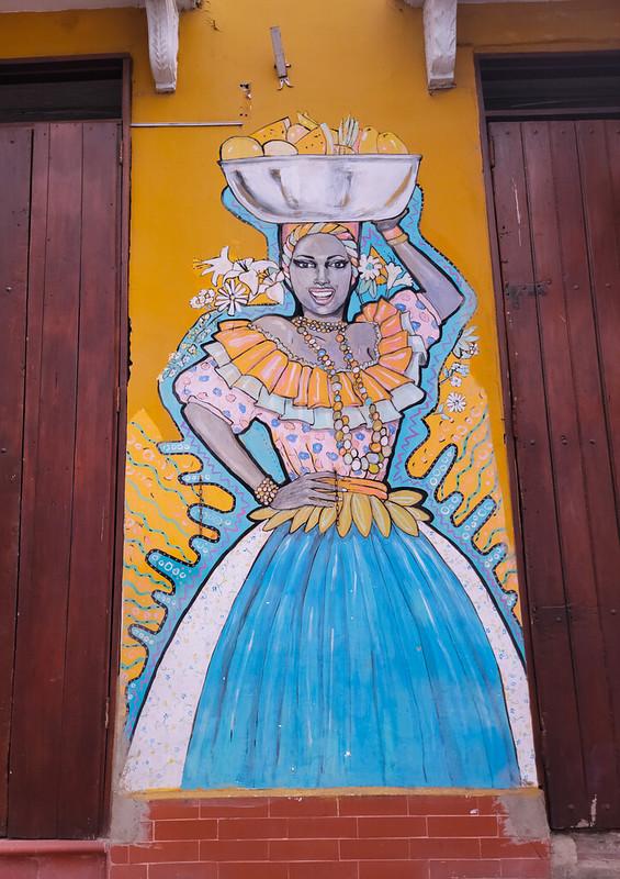 Getsemani street art