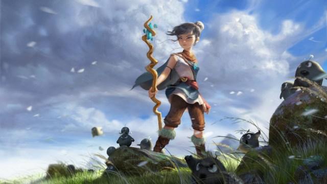 Bringing the lead character of Kena: Bridge of Spirits to life 4