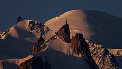 Mont Blanc, Mont Maudit,Aiguille du Midi