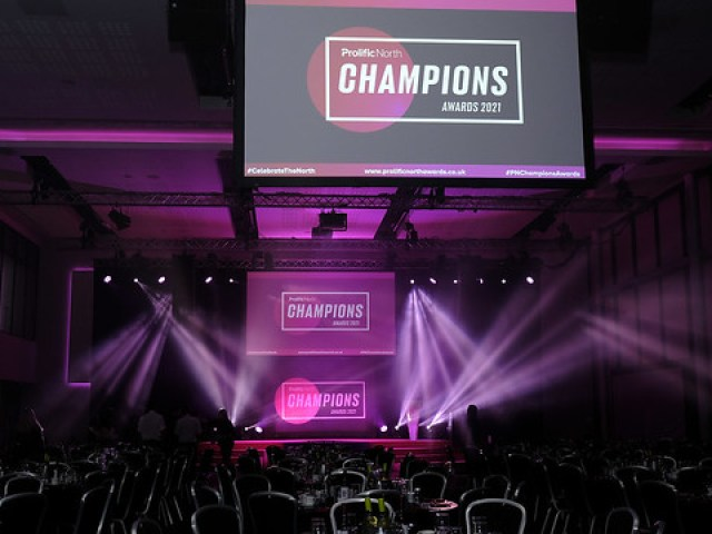 Prolific North Champions Awards 2021