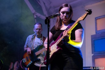 Soccer Mommy @ Cats Cradle Outdoor Stage in Carrboro NC on September 16th 2021
