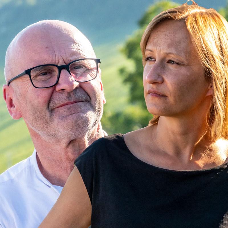 Horst und Sandra Sauer