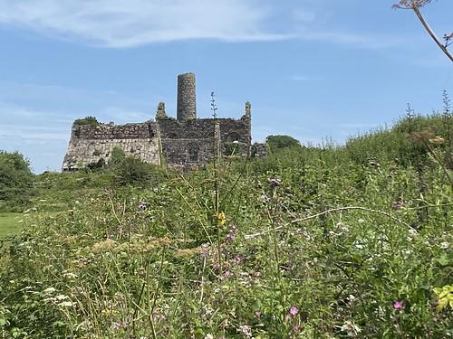 More ruins Carn Brea