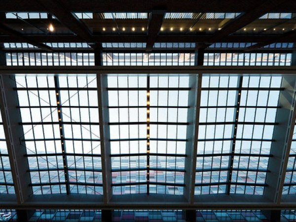Shopping Mall Roof