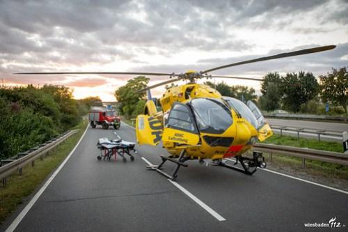 Verkehrsunfall L3028 Nordenstadt 24.09.2021