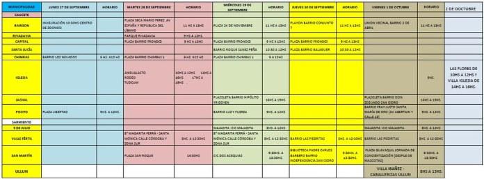 2021-09-27 SALUD: En el Día Mundial contra la rabia todos los departamentos se suman a la vacunación antirrábica
