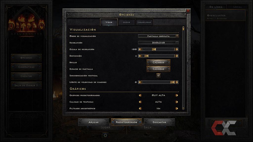 Review-Diablo-II-Resurrected-Overcluster-Resolución