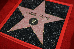 Daniel Craig Honored with Star on the Hollywood Walk of Fame, Los Angeles, CA, USA - 6 Oct 2021