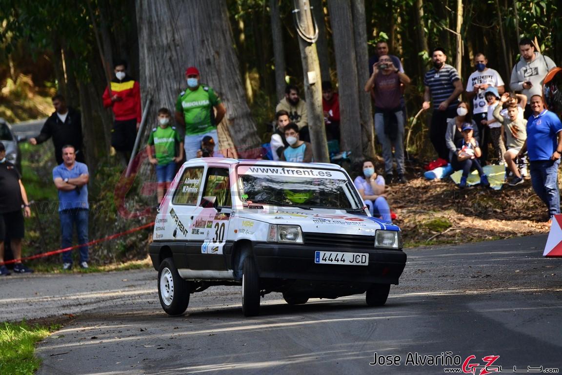 Rally Rias Altas 2021 - Jose Alvariño