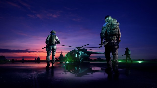 Battlefield Hazard Zone revealed: full details on the new experience for PS4 and PS5 8