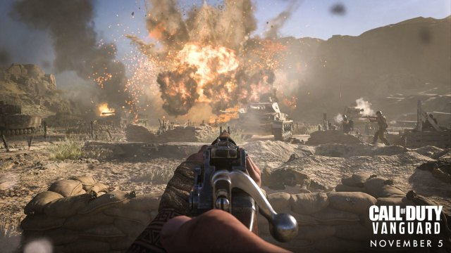 An inside look at Zombies and Campaign mode in Call of Duty: Vanguard 3