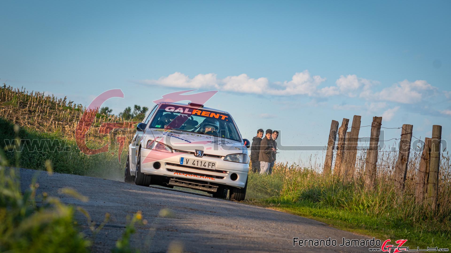 XV Rallysprint De Castropol 2021 - Fernando Jamardo