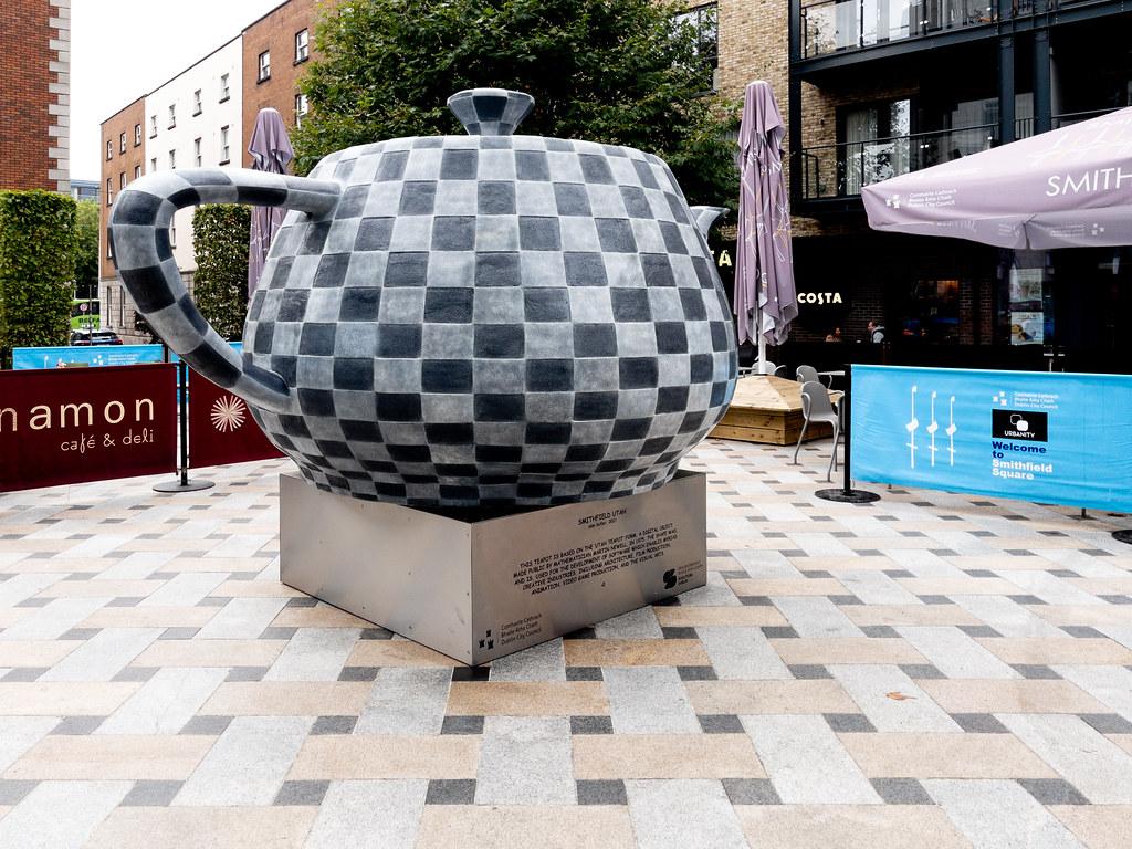 THE SMITHFIELD UTAH BY ALAN BUTLER [FANCY A CUP OF TEA?]-198341