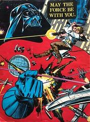 Marvel Special Edition Featuring Star Wars #2 / Rückseite
