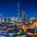 Burj Khalifa & Dubai Downtown