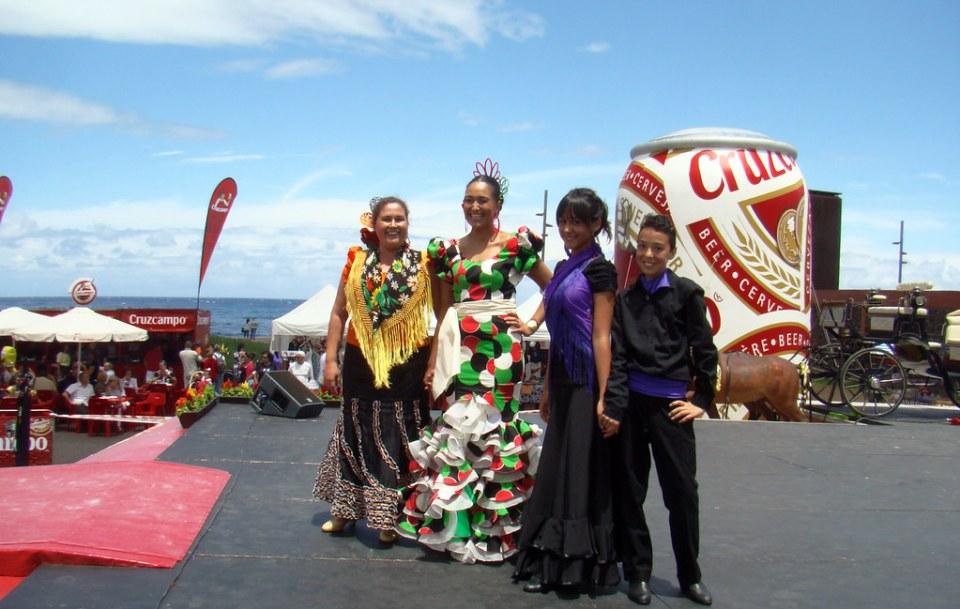Ganadores Concurso de sevillanas IV Feria de Abril en Las Palmas de Gran Canaria 01