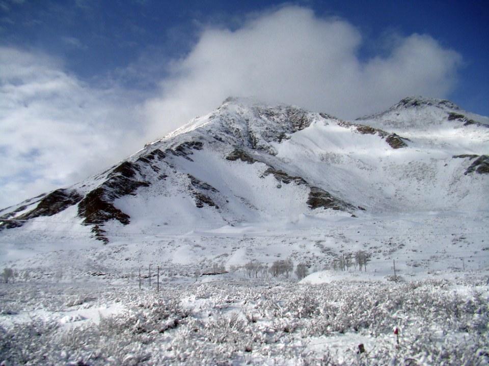montaña Gangpori o Gongpori Tsedang Tíbet 05