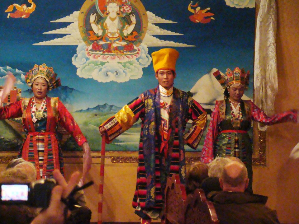 folklore del Tibet 01