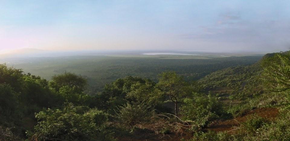vista del Parque Nacional Lago Manyara Tanzania 01