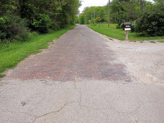 Brick New Ross Road