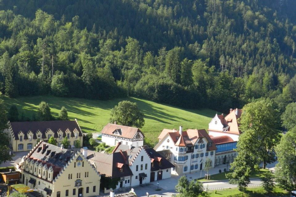 Schwangau Baviera Alemania 04