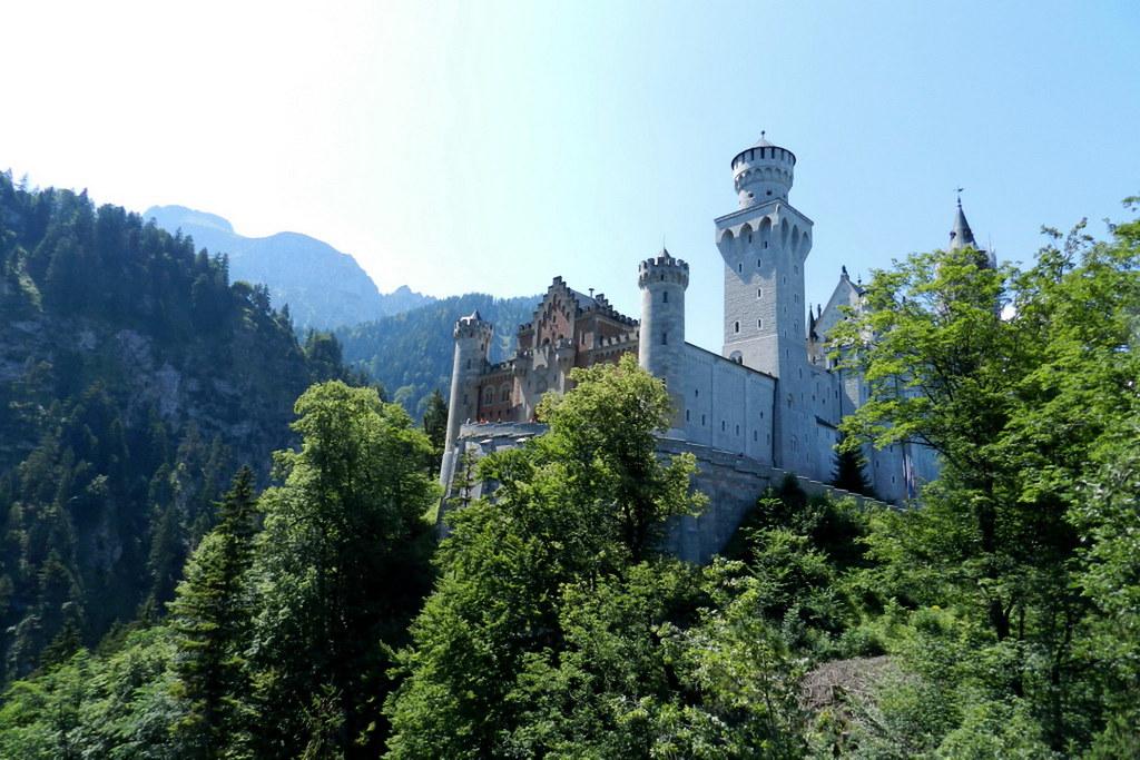Castillo Neuschwanstein-Baviera Alemania 04