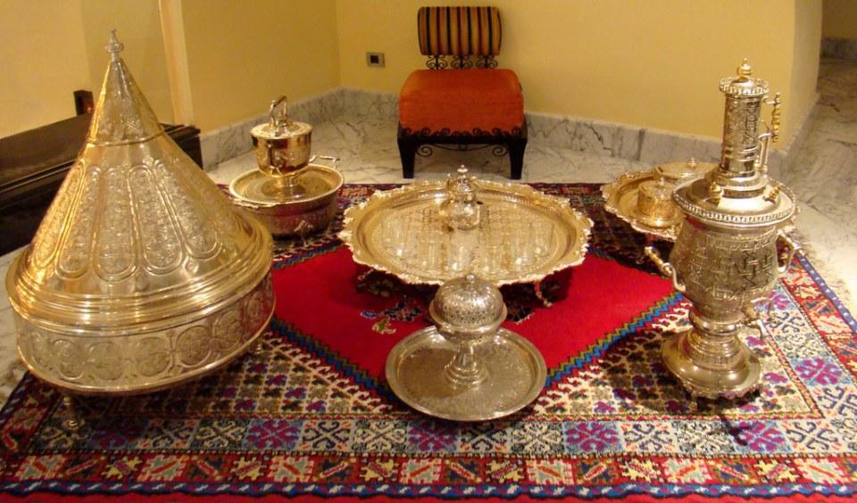 Artesania en Metal Casablanca Marruecos 01
