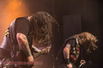 3 Inches Of Blood @ Commodore Ballroom - November 8th 2015