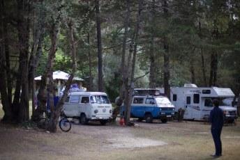 Camping in San Cristobal de las Casas