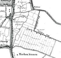 1866 - starnmeer gemeente Akersloot
