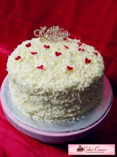 Snow Cheesecake(unbaked)