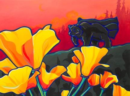 Califari Poppies