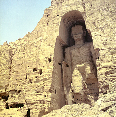 Big Buddha, Bamiyan, 74r08-03 | Der Große Buddha in Bamiyan,… | Flickr