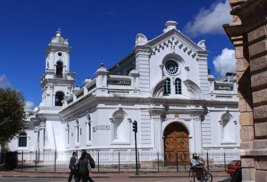 Image result for iglesia sagrario cuenca