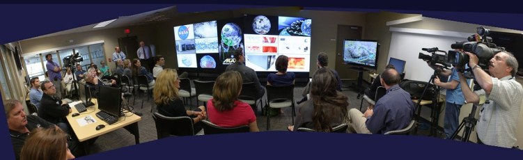 NASA Center for Climate Simulation media briefing