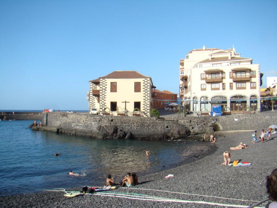 Playa del Charco Puerto de la Cruz isla de Tenerife 02