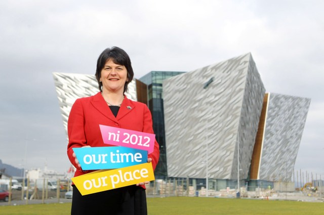 NI 2012 - Our Time, Our Place