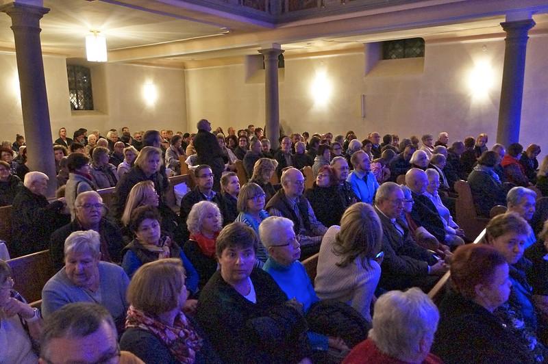 2014-12-05 GospelWeihnacht on tour, Heilbronn-Neckargartach, 5. Dezember 2014