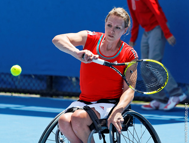 03. Esther Vergeer - Australian Open 2012 Wheelchair - Foto 03