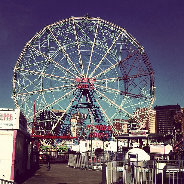 Coney Island to start the new year!