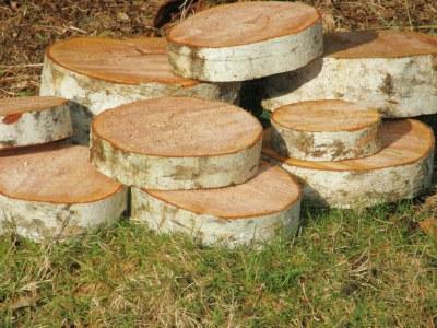Cake Wood Slab