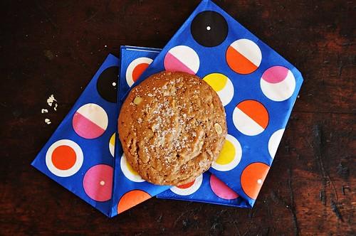 Cookie Butter Museli Cookies