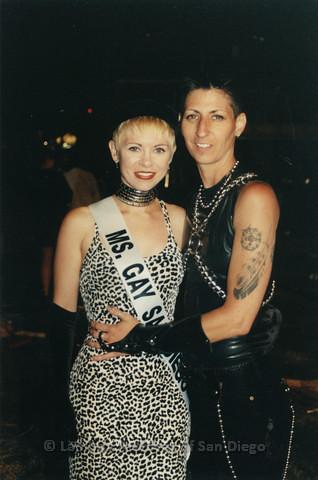San Diego LGBTQ Pride Rally, 1999