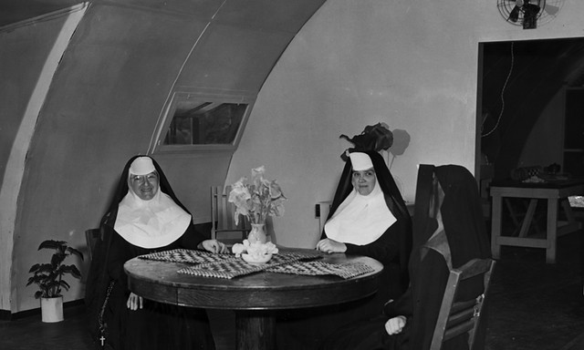 Three Founding Sisters of Mercy