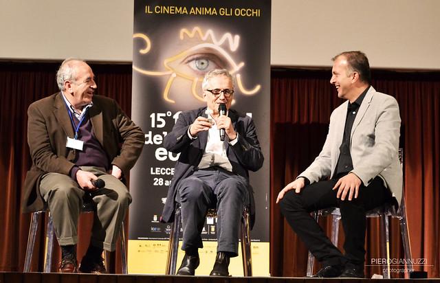 FCE 2014 - Sergio Toffetti incontra Marco Bellocchio