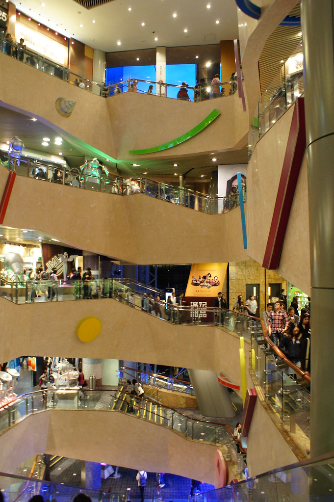 香港商場-朗豪坊(Langham Place Mall)   香港商場- 朗豪坊(Langham Place Mall)…   Flickr