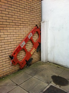 Contender for fence of the year 2012