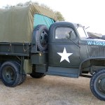 Superb Chevy 6x6 Army Truck Colin Pickett Flickr