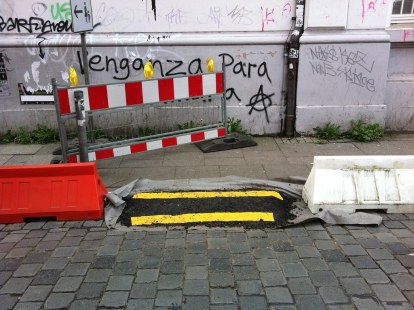 Complicated parking restrictions