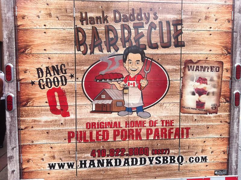 Hank Daddy's Barbeque - Hamilton, Ontario